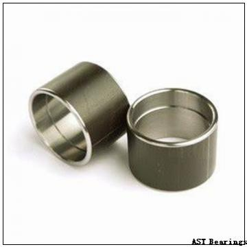 AST FR3-2RS deep groove ball bearings