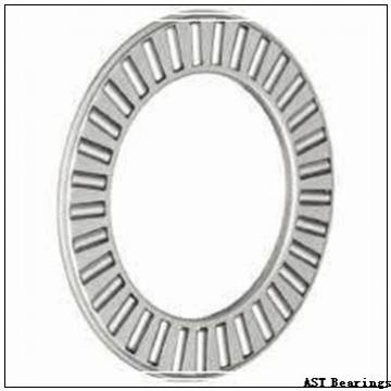 AST 5209 angular contact ball bearings