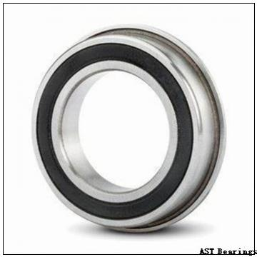 AST R6 deep groove ball bearings