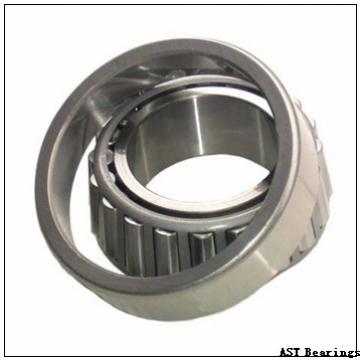 AST GEK40XS-2RS plain bearings