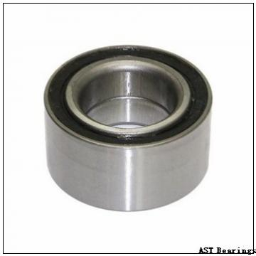 AST NJ206 E cylindrical roller bearings
