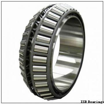 90 mm x 190 mm x 43 mm  ISB QJ 318 N2 M angular contact ball bearings