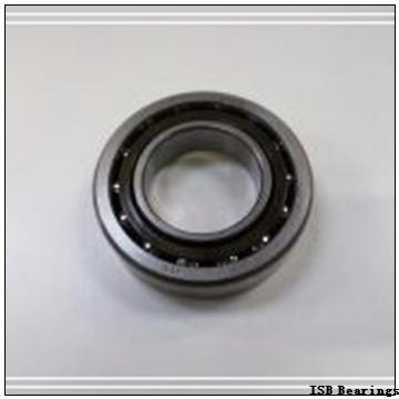 75 mm x 115 mm x 31 mm  ISB 33015 tapered roller bearings
