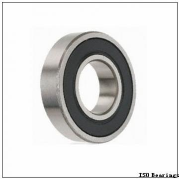 45 mm x 85 mm x 19 mm  ISO 7209 B angular contact ball bearings