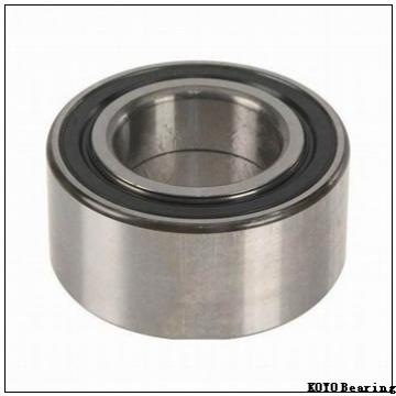 8 mm x 16 mm x 5 mm  KOYO W688-2RU deep groove ball bearings