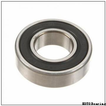 9 mm x 24 mm x 7 mm  KOYO 609-2RS deep groove ball bearings