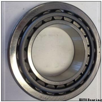 40 mm x 74 mm x 15 mm  KOYO HI-CAP ST4074LFT tapered roller bearings