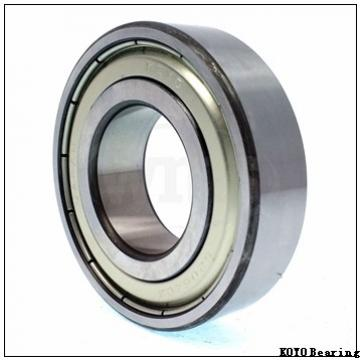 110 mm x 170 mm x 28 mm  KOYO 6022-2RS deep groove ball bearings