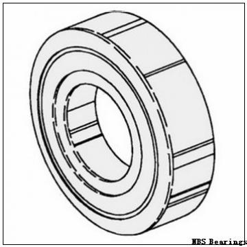 NBS RNA 6917 ZW needle roller bearings