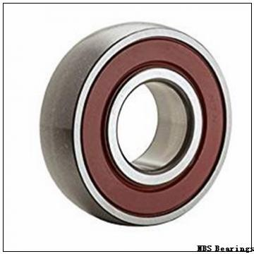 160 mm x 200 mm x 9,5 mm  NBS 81132TN thrust roller bearings