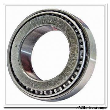 100 mm x 180 mm x 34 mm  NACHI 6220Z deep groove ball bearings