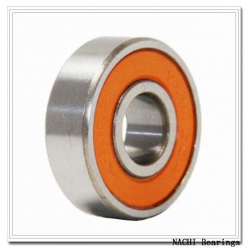 30 mm x 72 mm x 42.9 mm  NACHI UCX06 deep groove ball bearings